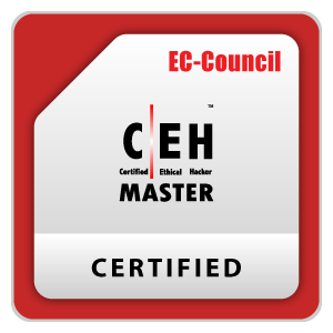 Certified Ethical Hacker Master